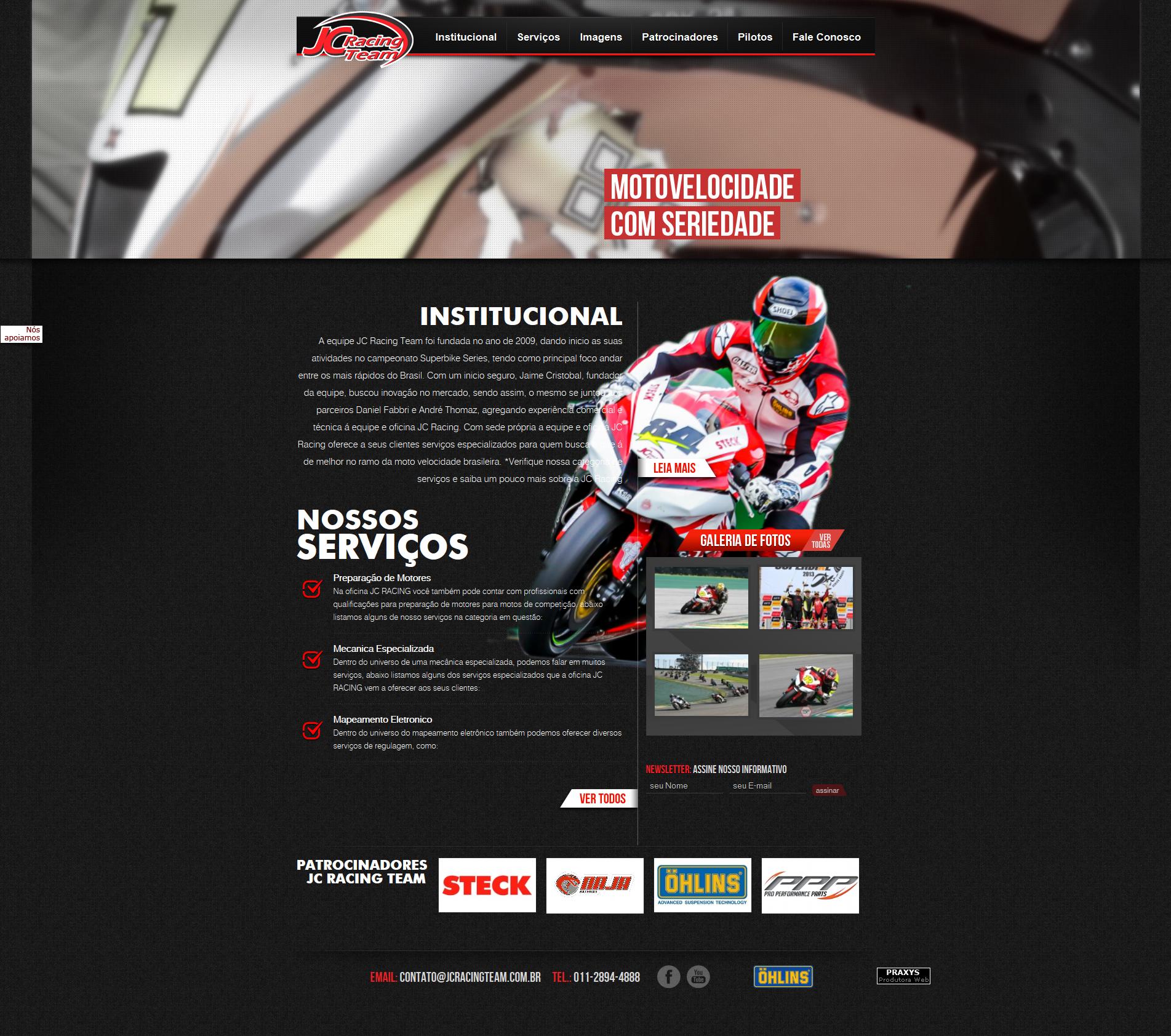 Imagem do projeto Jc Racing Team
