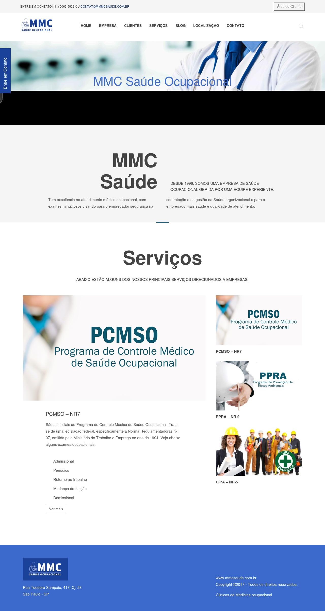 Imagem do projeto Mmc Saúde