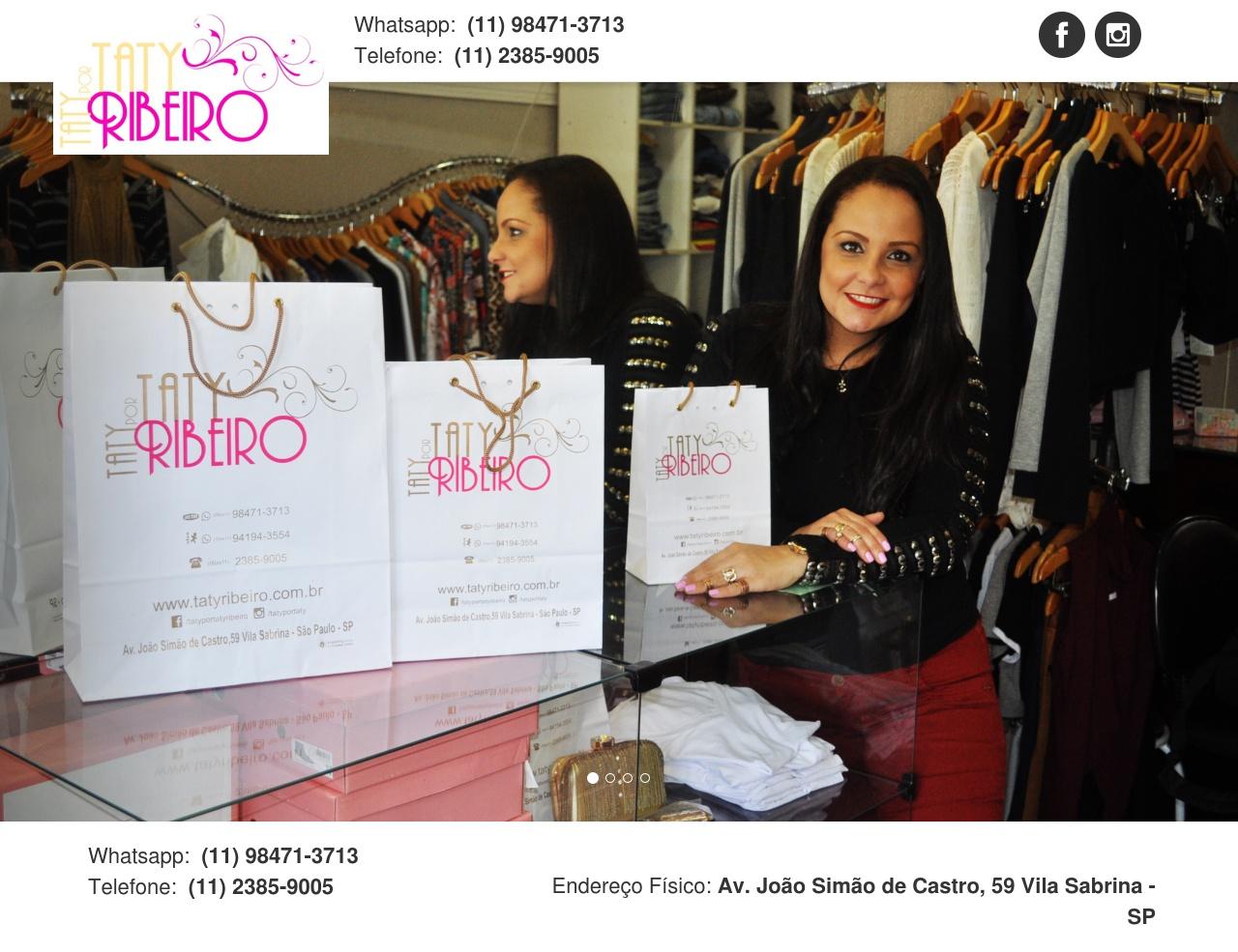 Imagem do projeto Taty Ribeiro