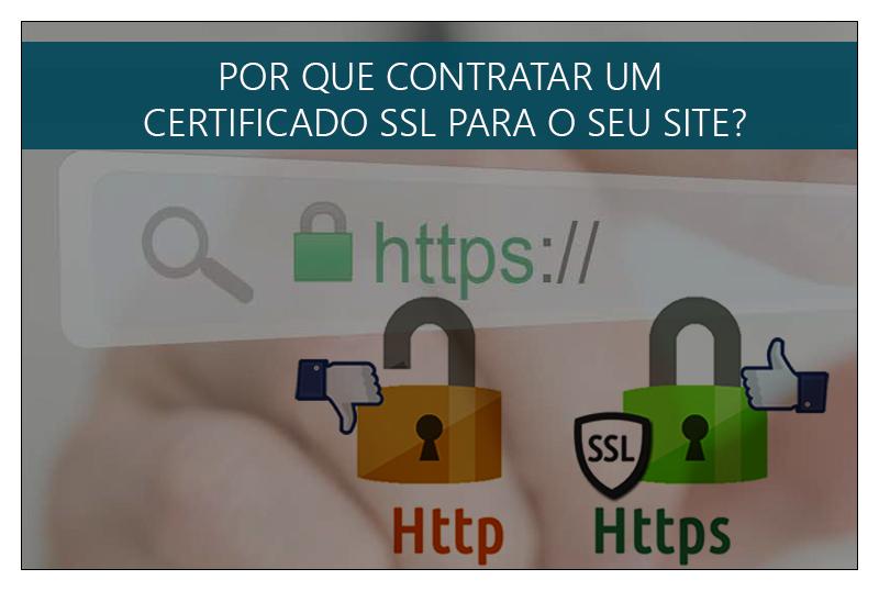 Imagede destaque de Por que contratar um certificado SSL para o seu site?