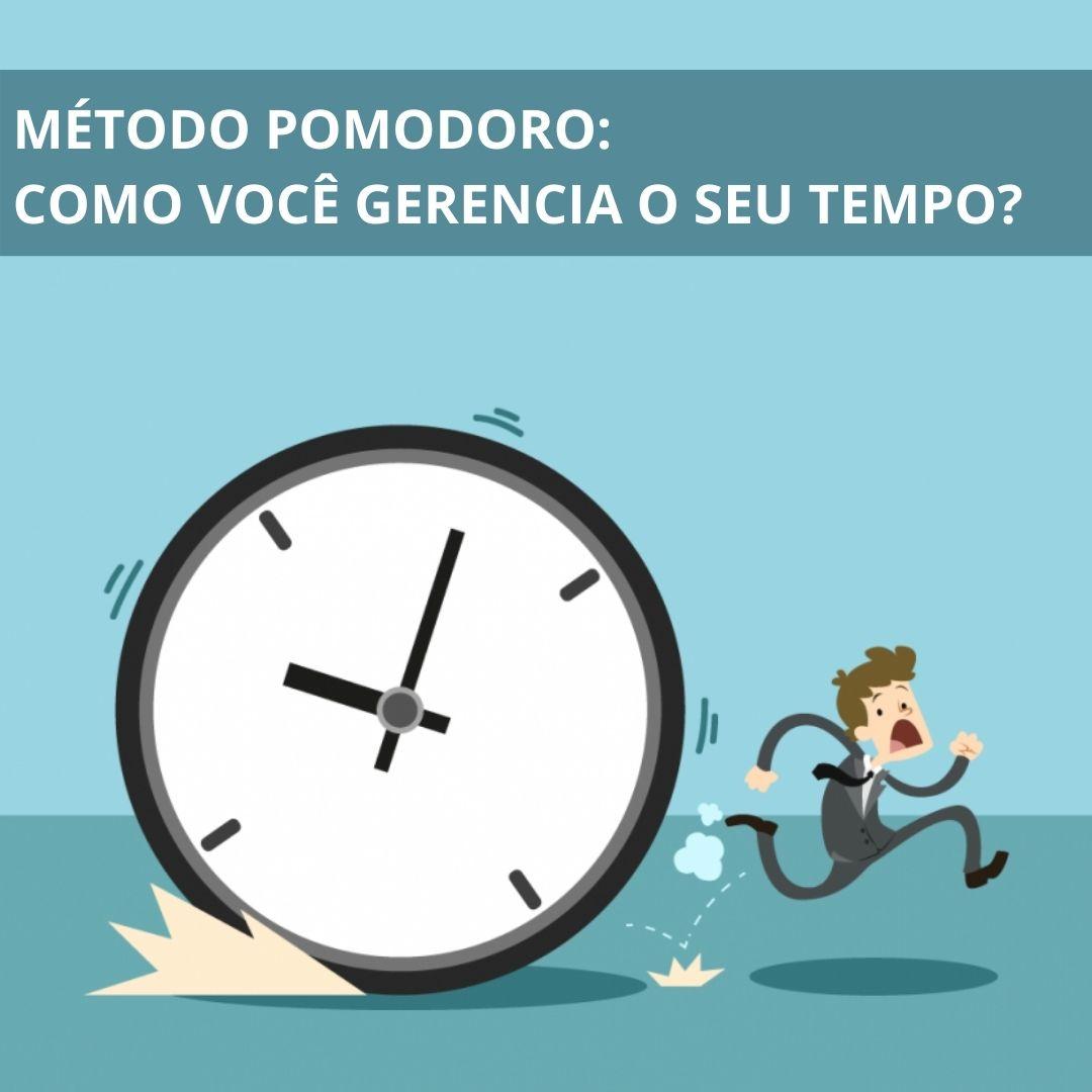 Imagede destaque de Método Pomodoro: Como você gerencia o seu tempo?